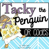Tacky the Penguin QR Codes