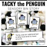 Tacky the Penguin Sensory Play