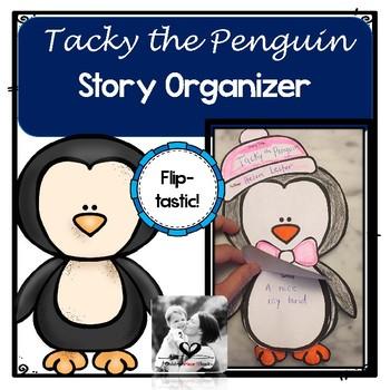 Tacky the Penguin Story Organizer