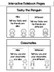 Tacky the Penguin Story Organizer