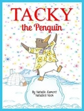 Tacky the Penguin & Tacky Goes to Camp {5 Literacy Centers For Each Book}
