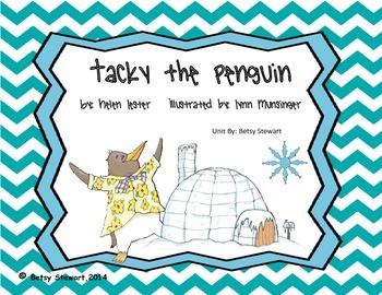 Tacky the Penguin- Winter ELA Unit