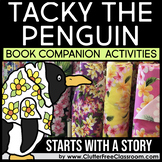 Tacky the Penguin by Helen Lester Book Companion Activities