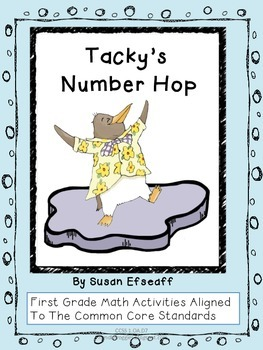 Tacky's Number Hop