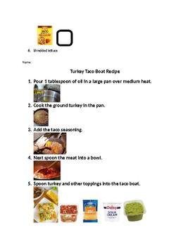 Taco Boats Recipe