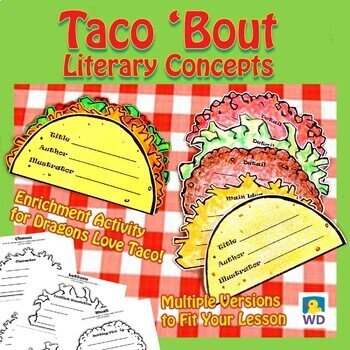 Taco 'Bout Literary Concepts