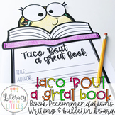 Taco 'Bout a Great Book {Book Recommendation Bulletin Boar
