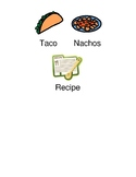 Taco Nachos - recipe picture supported text with visuals - step by step guide