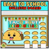 Taco Bulletin Board