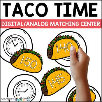Taco Time Center Game