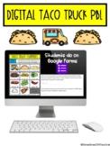 Taco Truck Digital PBL (via Google Forms)