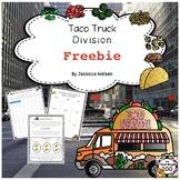 Taco Truck Division Freebie