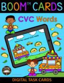 Taco Tuesday Food Truck CVC Words BOOM Cards™