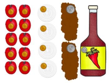 Taco Tuesday - Math & Literacy Centers