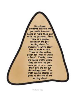 Taco and Nacho Time- Creative Writing
