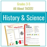 Food Science Activities for Ages 8-12 All About TACOS!