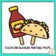 Tacos in Spanish - Flashcards