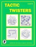 Tactic Twisters Level B