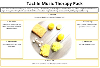 Tactile Music Therapy for Special Needs