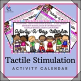 Tactile Stimulation Activities - Occupational Therapy Learning Program - Autism