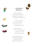 Taffy Birds Poem-Printable for Kid Use- Visualizing Skill