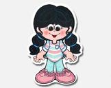 Taffy the Li'l Gumdrop Doll