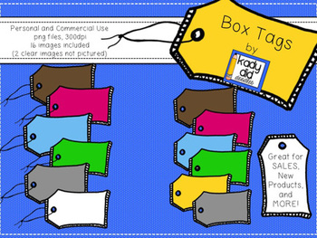 Tag Bundle (Box, Curved, Regular, and Tail) 64 images!