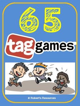 65 Tag Games!
