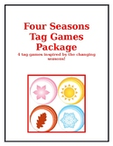 Tag Games Inspired By The Changing Seasons
