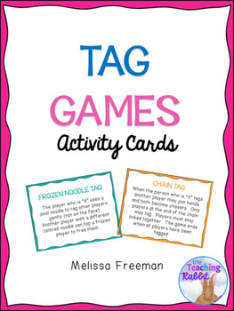 Tag Task Cards