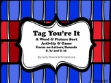 Tag You're It- Bb & Dd Letter/Sound Review