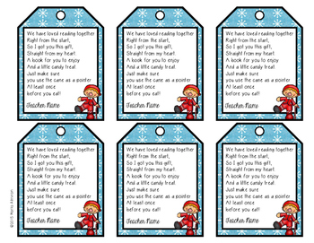 Tag for Book Gift to Students {FREEBIE}