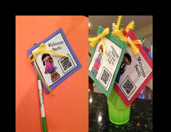 Tags for ALL Occasions using QR Codes