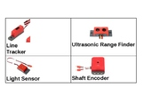 Tags for VEX EDR Sensors and Motors