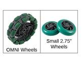 Tags for VEX EDR Wheels