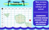 Tahitian Treasure Hunt: Main Verb Groups