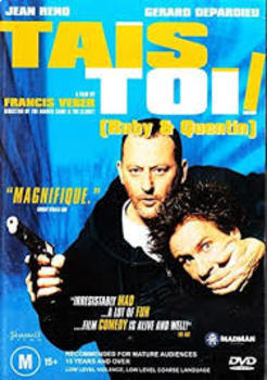 Tais toi! (Ruby and Quentin) (Shut Up!) Film Guide, Questions, Essay/Reviews