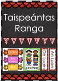 Taispeántas Gaeilge