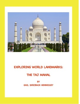 Taj Mahal: Exploring World Landmarks: Reading Comprehension Passages