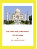 Taj Mahal: Exploring World Landmarks: Reading Comprehension Passages