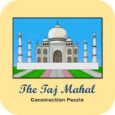 Taj Mahal - Puzzle