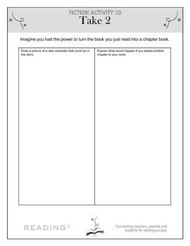 Take 2 – Idea Development and Writing Activity