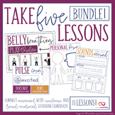 Take 5 Lessons Bundle