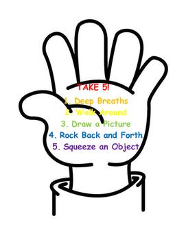 Take 5 Strategies