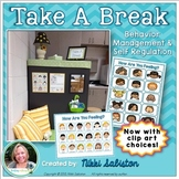 Behavior Management and Self Regulation - Take A Break