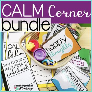Self Regulation Using a Take A Break Spot or Calm Down Corner