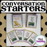 Conversation Starters: Take a Seat!