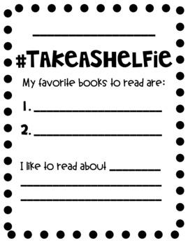 """Take A """"Shelfie"""""""