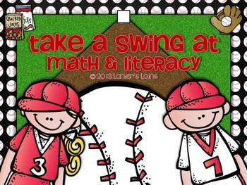 Take A Swing At Math & Literacy