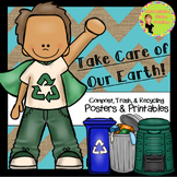 Recycle Compost Earth Day